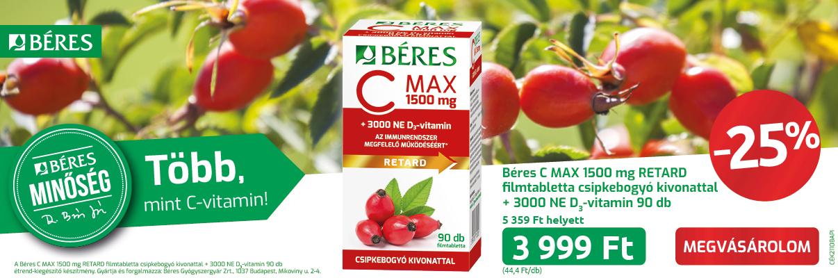 Béres C vitamin