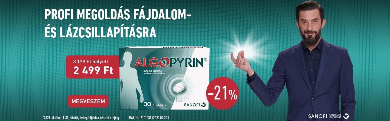 Sanofi Algopyrin
