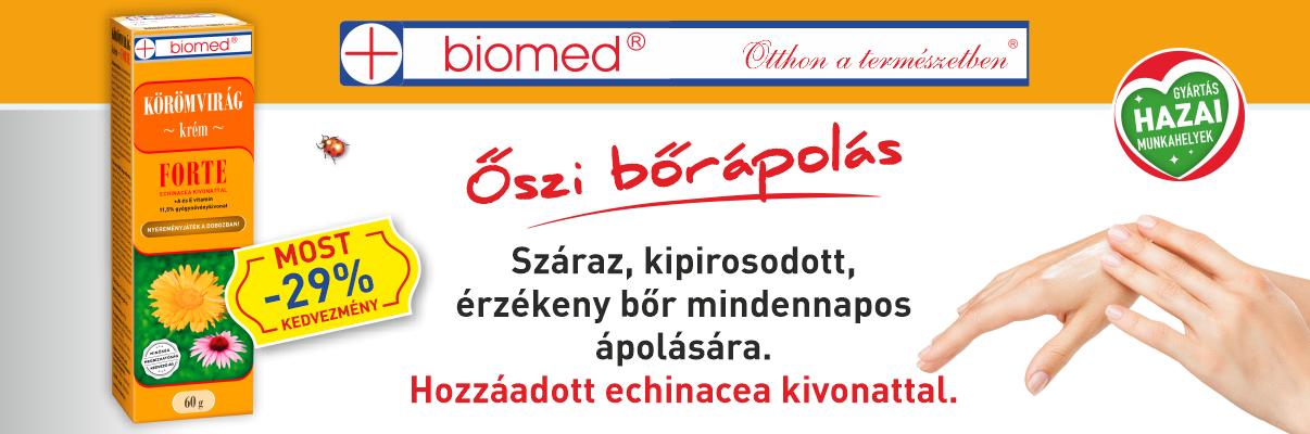 Biomed Körömvirág Forte