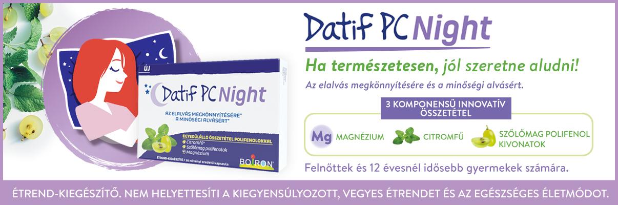 Boiron Datif PC Night