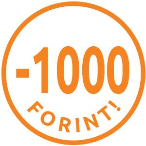 -1000 Ft Vichy napozó