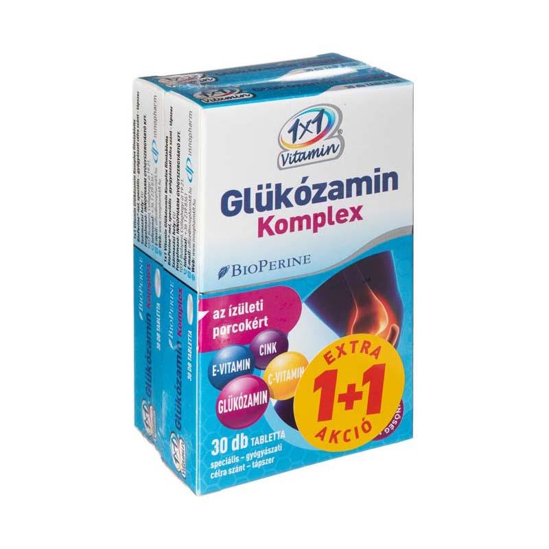 glükózamin és felhasználása