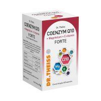 Dr.Theiss Q10 +Mg+E vitamin FORTE kapszula (Pingvin Product)