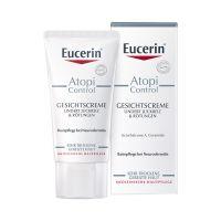 EUCERIN AtopiControl 12% omega zsírsavas arckrém (50ml)