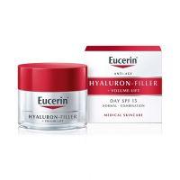 EUCERIN Hyaluron-Filler+Volume Lift Bőrfeszesítő nappali arckrém normál, vegyes bőrre (50ml)