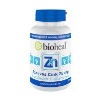 Bioheal Szerves Cink 25 mg filmtabletta (Pingvin Product)