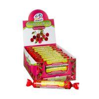 1x1 Vitamin C-vitamin 100 mg szőlőcukor rágótabletta cseresznye ízben