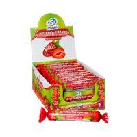 1x1 Vitamin C-vitamin 100 mg szőlőcukor rágótabletta eper ízben