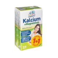 1x1 Vitamin Kalcium + Magnézium filmtabletta BioPerine-nel