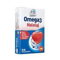 1x1 Vitamin Omega 3 halolaj lágyzselatin kapszula