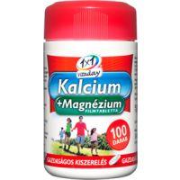1x1 Vitaday Kalcium-Magnézium filmtabletta
