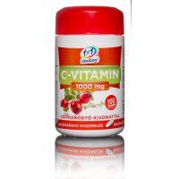 1x1 Vitamin C-vitamin 1000 mg Retard étrend-kiegészítő filmtabletta D3-vitaminnal és csipkebogyóval