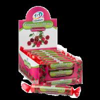 1x1 Vitaday C-vitamin 100 mg szőlőcukor rágótabletta cseresznye