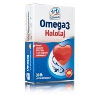 VitaPlus 1x1 Omega3 halolaj kapszula
