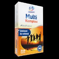 VitaPlus 1x1 Multikomplex BioPerine filmtabletta (Pingvin Product)