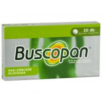 Buscopan 10 mg bevont tabletta (Pingvin Product)
