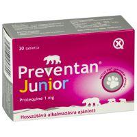 Preventan Junior tabletta (Pingvin Product)