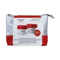 Eucerin Hyaluron-Filler+Volume arckrém csomag száraz bőrre