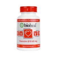 Bioheal Koenzim Q10 60 mg Szelénnel E-vitaminal és B1-vitaminnal  lágy kapszula(70 db)