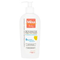 Mixa tusfürdő és sampon 2:1 pumpás (Pingvin Product)