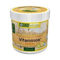 Herbioticum vitaminos bőrtápláló krém (250ml)