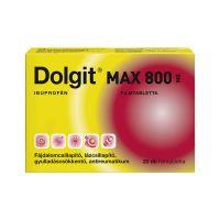 Dolgit Max 800mg filmtabletta (20x)