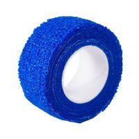 Öntapadó rug.kötésrögzítő pólya kék (2,5cmx4,5m)