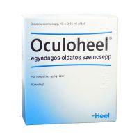 Oculoheel egyadagos oldatos szemcsepp (15x0,45ml)