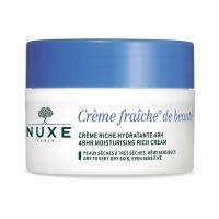 NUXE Créme Fraiche 48 órás hidr. arckrém sz.b. (Pingvin Product)