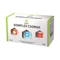 Bioheal Komplex csomag C, D3, Vas+Cink (70x+70x+70x)