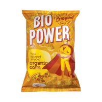 Bio Power extrudált kukorica pizza ízesítésű GM (70g)
