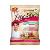 Fit Reggeli Rizskása Eper-Vanília gluténmentes (Pingvin Product)
