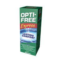 Opti-Free Express oldat lágy lencséhez
