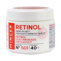 Mincer Pharma Retinol hidr.arckrém Avokádóolaj. 50 (50ml)