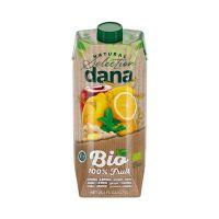 Dana Bio 100% gyümölcslé, alma-citrom-gyömbér-menta (750ml)