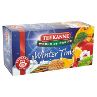 Teekanne winter time (Pingvin Product)