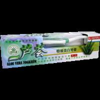 Aloe Vera fogkrém+ajándék fogkefe DR.CHEN