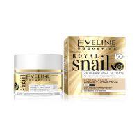 Eveline Royal Snail arckrém nappali+éjszakai 50+ (50ml)