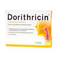 Dorithricin szopogató tabletta (Pingvin Product)