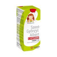 Szent-Györgyi Albert C-vitamin étrendkieg. cseppek (Pingvin Product)