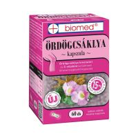 Biomed Ördögcsáklya kapszula (Pingvin Product)