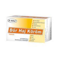 Dr.Böhm bőr-haj-köröm tabletta (Pingvin Product)