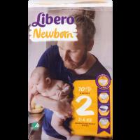 Libero Newborn 2 nadrágpelenka 3-6 kg - 70x