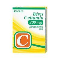 Béres C-vitamin 200 mg filmtabletta