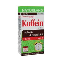Naturland Koffein tabletta (60db)