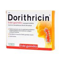 Dorithricin szopogató tabletta Erdei gyümölcs (Pingvin Product)