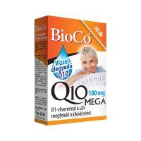 BioCo Q10 Mega 100 mg vízzel elegyedő kapszula (30db)