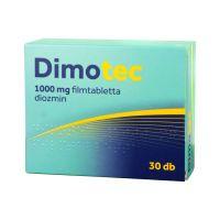 Dimotec 1000 mg filmtabletta (30db)