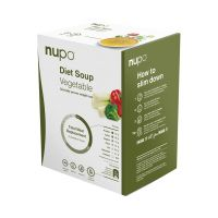 NUPO Diet Soup, zöldségkrémleves (12 adag)