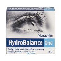 Starazolin Hydrobalance One szemcsepp